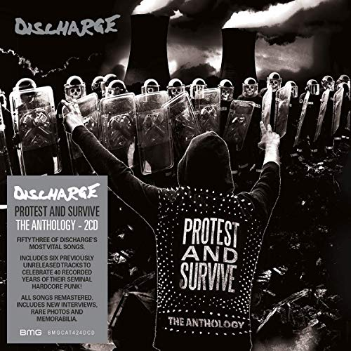 Discharge Protest & Survive The Anthology