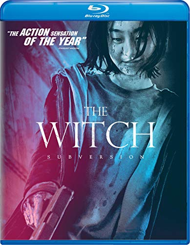The Witch Subversion Manyeo Blu Ray Nr