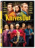 Knives Out Craig Curtis De Armas Evans DVD Pg13