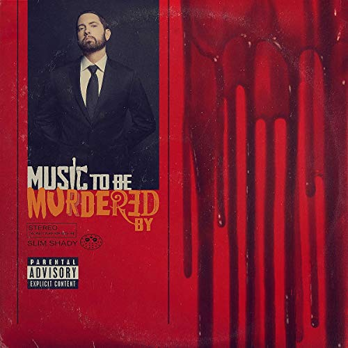 Eminem Music To Be Murdered By (explicit Version) Explicit Version