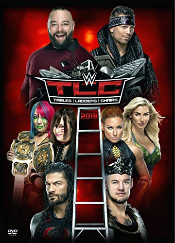 Wwe Tlc Tables Ladders & Chairs 2019 DVD Nr