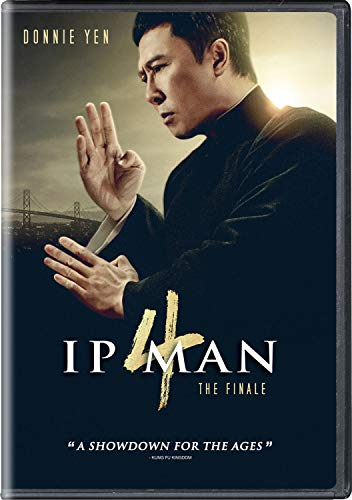 Ip Man 4 The Finale Ip Man 4 The Finale DVD Nr