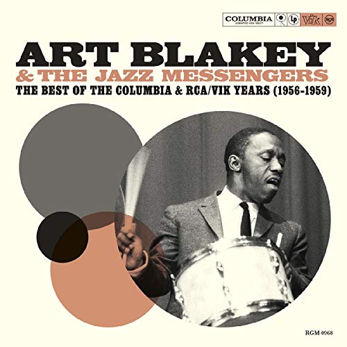 Art Blakey & The Jazz Messengers The Best Of The Columbia & Rca Vik Years (1956 1959)
