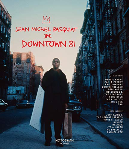 Downtown 81 Basquiat Lurie Weigand Blu Ray Nr