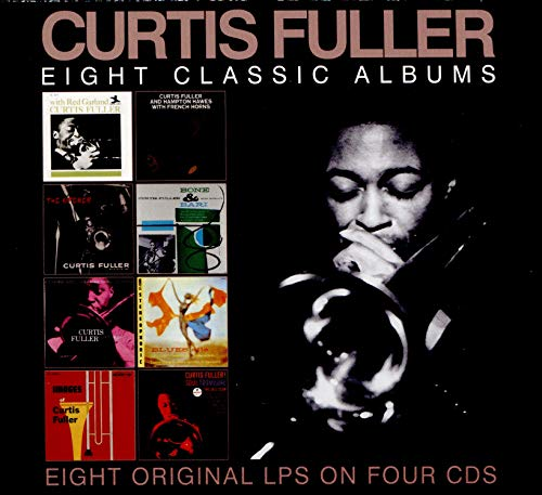 curtis-fuller-eight-classic-albums-4-cd