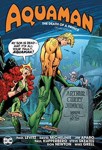 david-michelinie-aquaman-the-death-of-a-prince-deluxe-edition
