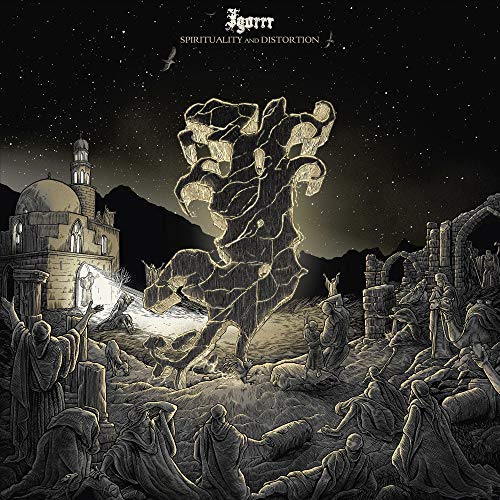 "Igorrr Spirituality And Distortion (""magma"" Vinyl)"