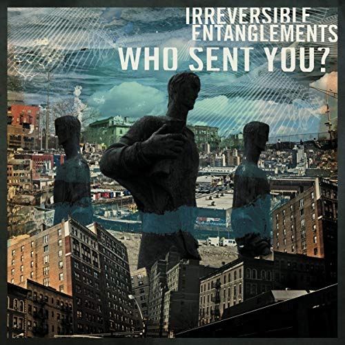 Irreversible Entanglements Who Sent You?