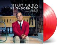 Beautiful Day In The Neighborhood Soundtrack (translucent Red Vinyl) Nate Heller