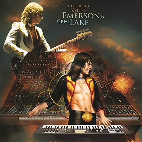 Various Artist Tribute To Keith Emerson & Gre Amped Exclusive