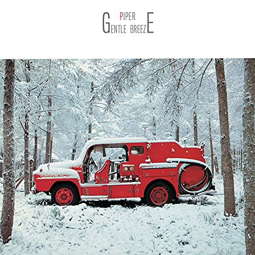 Piper Gentle Breeze (red With White Splatter) Red With White Splatter Lp