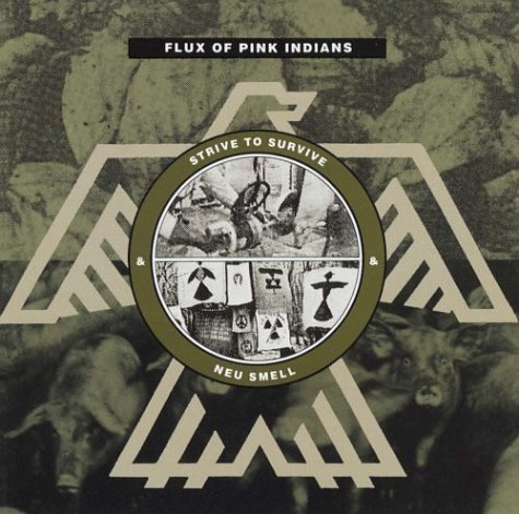 Flux Of Pink Indians Strive To Survive Causing Leas Explicit Version