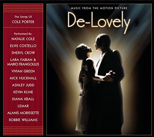 De Lovely Soundtrack Cole Costello Crow Green Hucknall Judd Kline Krall
