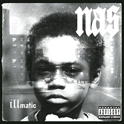 Nas Illmatic 10th Anniversary Plat Explicit Version 2 CD Set