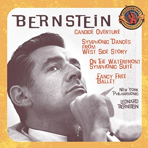 Leonard Bernstein Theater Ballet & Film Music Bernstein New York Phil