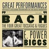 Bach J.S. 4 Great Toccatas & Fugues Four Biggs (org)