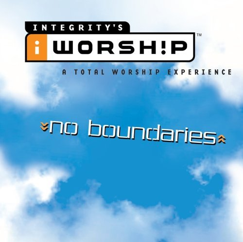 Iworship No Boundaries 2 CD Set Incl. DVD
