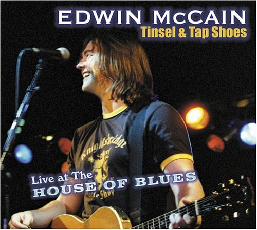 Edwin Mccain Tinsel & Tap Shoes Live At Th 2 DVD