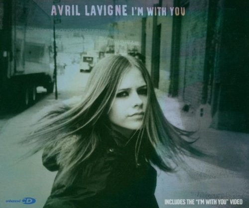 Avril Lavigne I'm With You Import Deu Enhanced CD