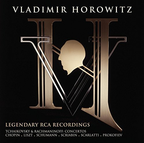 Vladimir Horowitz Legendary Rca Recordings Horowitz (pno)