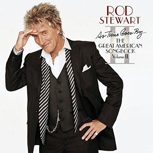 Rod Stewart As Time Goes By...The Great American Songbook Vol