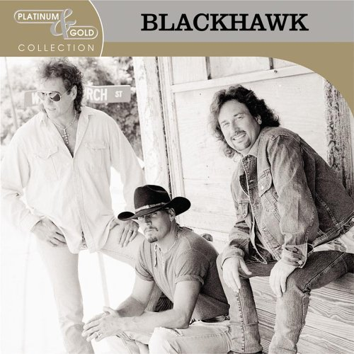 Blackhawk Platinum & Gold Collection CD R Platinum & Gold Collection