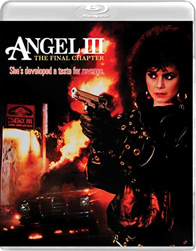 Angel 3 The Final Chapter Kapture Adams Blu Ray R