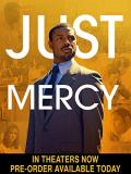 Just Mercy Jordan Foxx Larson Blu Ray Dc Pg13