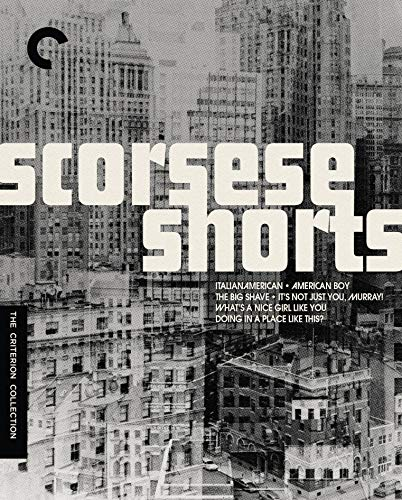Scorsese Shorts Martin Scorsese Blu Ray Criterion