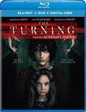 The Turning (2020) Davis Wolfhard Prince Blu Ray DVD Dc Pg13