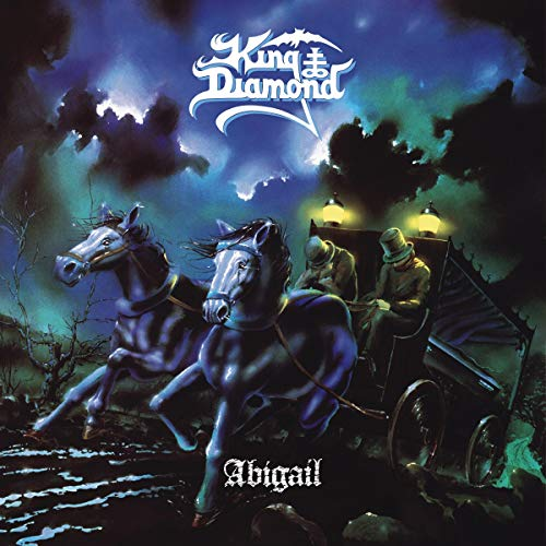 King Diamond Abigail Amped Exclusive