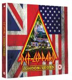 Def Leppard London To Vegas (deluxe Limited Edition) 2 DVD 4 CD