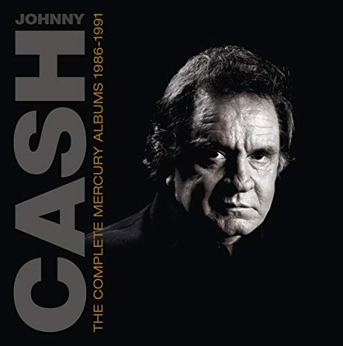 Johnny Cash The Complete Mercury Albums (1986 1991) 7 CD Box Set