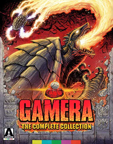 Gamera The Complete Collection Blu Ray Nr