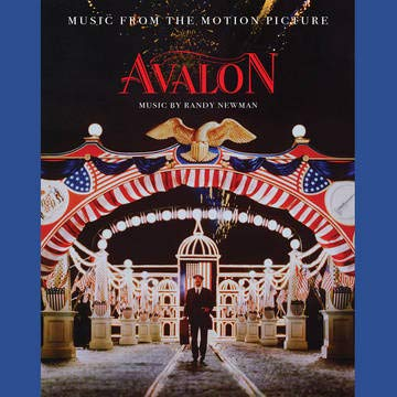 avalon-soundtrack-solid-blue-solid-silver-vinyl-rsd-exclusive-ltd-3000