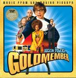 Austin Powers In Goldmember Soundtrack Gold Vinyl Rsd Exclusive Ltd. 3000