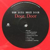 The Boys Next Door Door Door Red Vinyl Rsd Exclusive Ltd. 2250