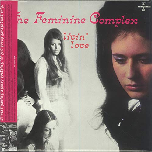 the-feminine-complex-livin-love-2-lp-pink-vinyl-rsd-exclusive-ltd-1400
