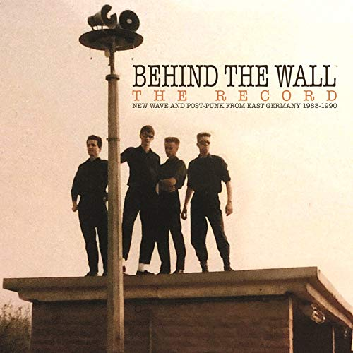 Beyond The Wall The Record New Wave & Post Punk From East Germany 1983 1990 2lp