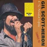 Gil Scott Heron & His Amnesia Express Summer '86