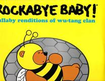 Rockabye Baby! Lullaby Renditions Of Wu Tang Clan 180g Green Vinyl Rsd Exclusive