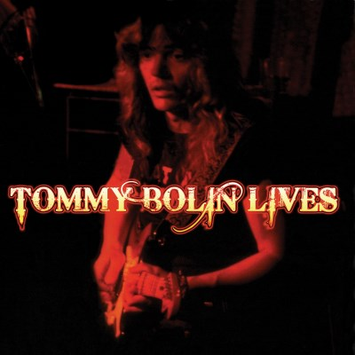 Tommy Bolin Tommy Bolin Lives! Translucent Gold Vinyl Rsd Exclusive Ltd. 1000