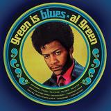 Al Green Green Is Blues Green & Blue Vinyl Rsd Exclusive Ltd. 3000