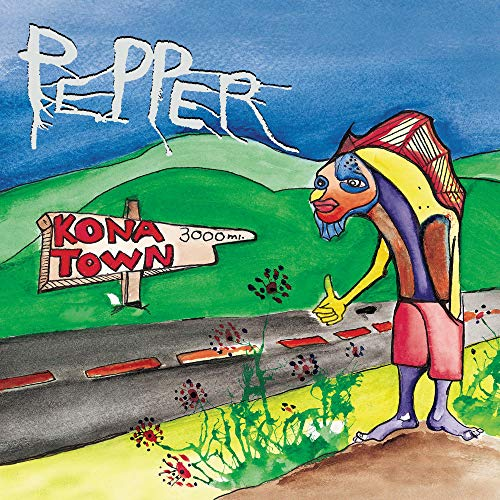 pepper-kona-town-clear-vinyl-rsd-exclusive-ltd-1500
