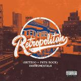 Skyzoo & Pete Rock Retropolitan (instrumentals) Orange W White Splatter Vinyl Rsd Exclusive Ltd. 500