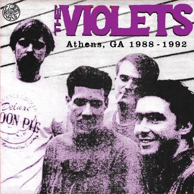 the-violets-athens-georgia-1988-1992-150g-violet-colored-vinyl-rsd-exclusive-ltd-500