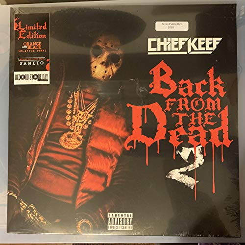 chief-keef-back-from-the-dead-2-2-lp-black-orange-splatter-vinyl-rsd-exclusive-ltd-2000