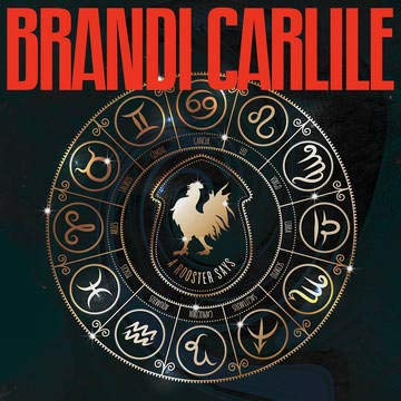 brandi-carlile-a-rooster-says-yellow-vinyl-with-black-splash-etching-on-side-b-rsd-exclusive-ltd-12000