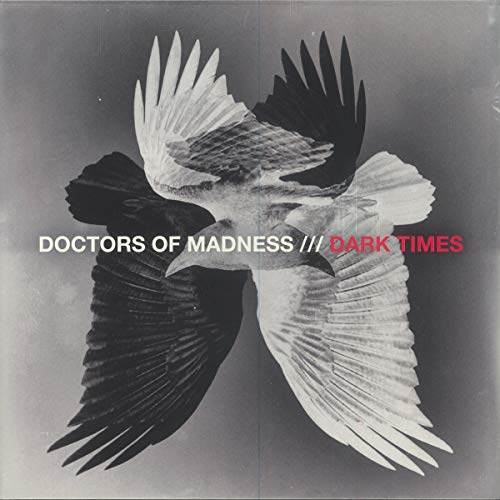 Doctors Of Madness Dark Times Clear Vinyl