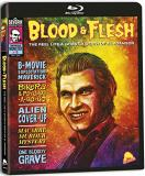Blood & Flesh The Reel Life & Ghastly Death Of Al Adamson Blood & Flesh The Reel Life & Ghastly Death Of Al Adamson Blu Ray Nr